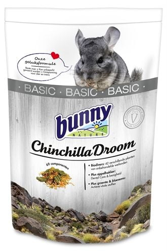 Bunny nature chinchilladroom basic