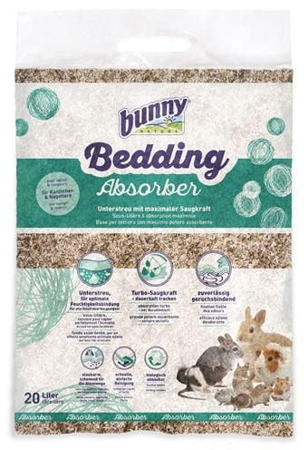 Bunny nature bunnybedding absorber