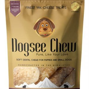Dogsee chew puffy strips