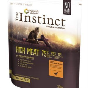 True instinct free range chicken