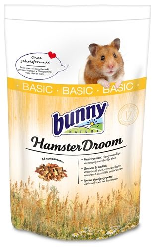 Bunny nature hamsterdroom basic