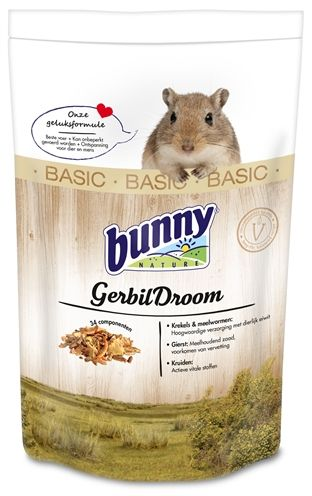 Bunny nature gerbildroom basic