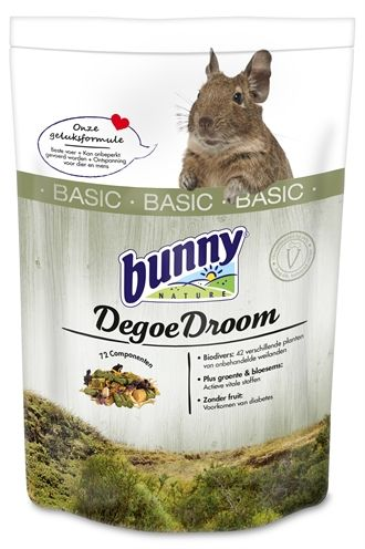 Bunny nature degudroom basic