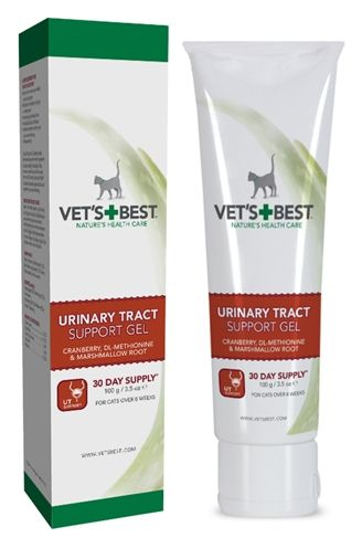 Vets best urinary tract gel kat