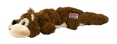 Kong scrunch knots squirrel (8,5X5X23 CM)