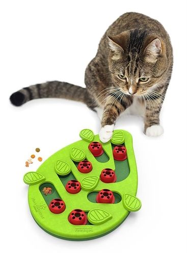 Nina ottosson puzzle & play buggin out groen (35X26X4 CM)