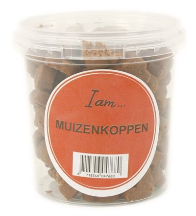 I am muizenkoppen (155 ML 95 GR)