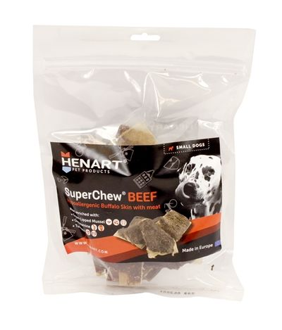 Henart superchew beef (SMALL 250 GR)