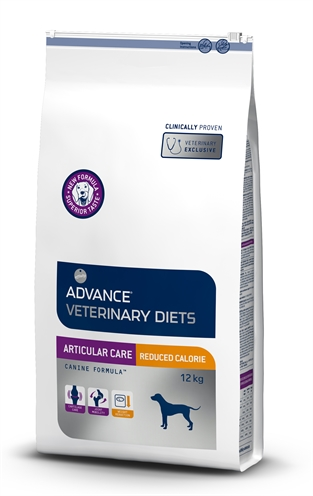 Advance veterinary diet articular care reduced calorie (12 KG)