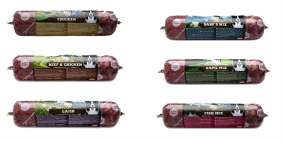 Raw4dogs worst multipack (12X450 GR)